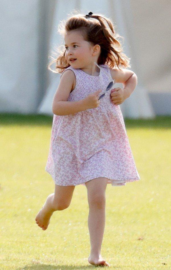 princess charlotte ballet