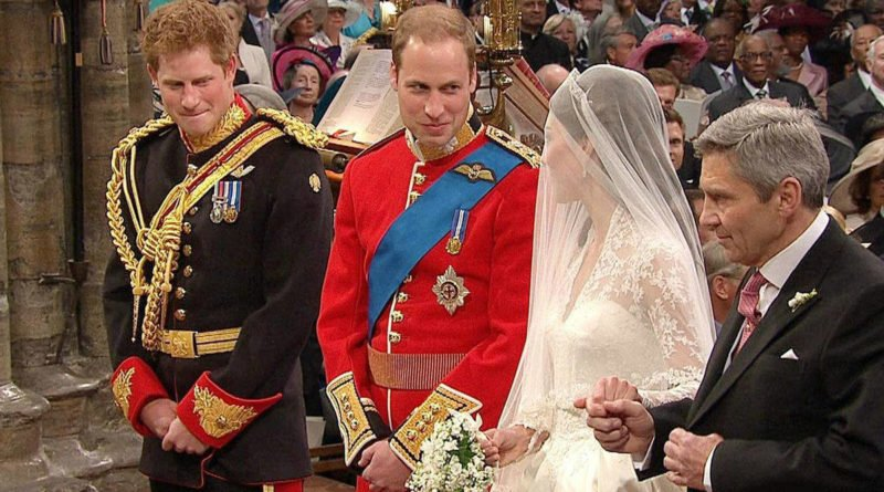 Kate and William wedding