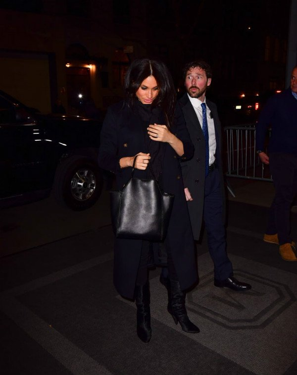 Meghan Duchess of Sussexin New York