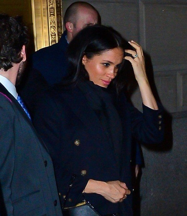 Meghan Markle in New York City