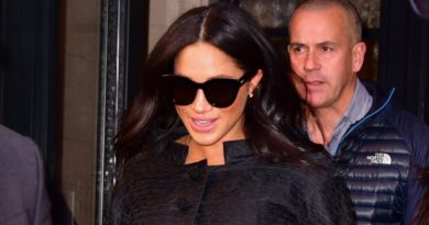 Why Meghan Didn't Want To Open Any Of Her Baby Shower Gifts?