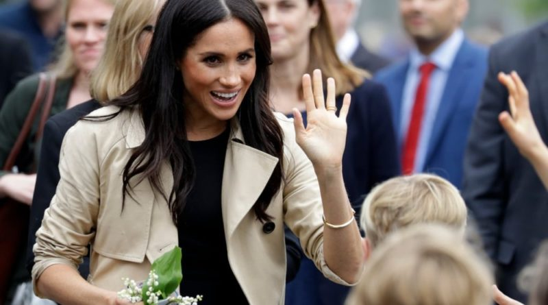 Meghan Markle secret trip to NYC