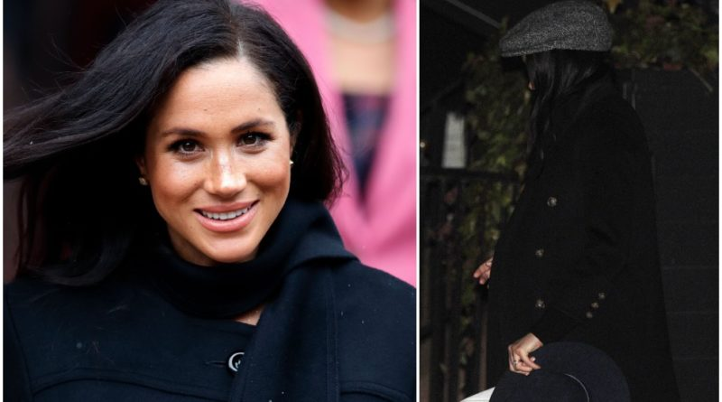 Meghan Markle in New York