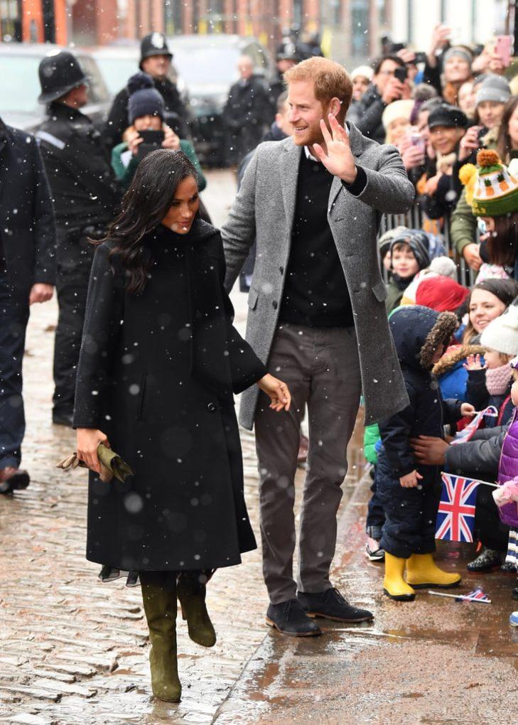 Meghan Markle and Prince Harry Visit Bristol
