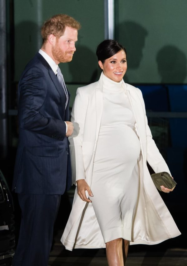 Meghan Markle and Prince Harry visit Natural History Museum 2