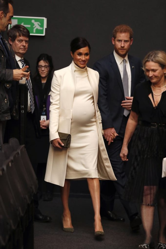 Meghan Markle and Prince Harry visit Natural History Museum