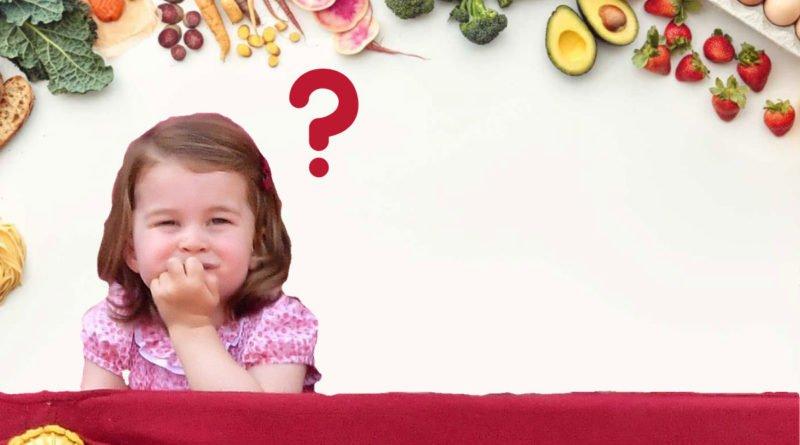 Princess Charlotte Favorite Food