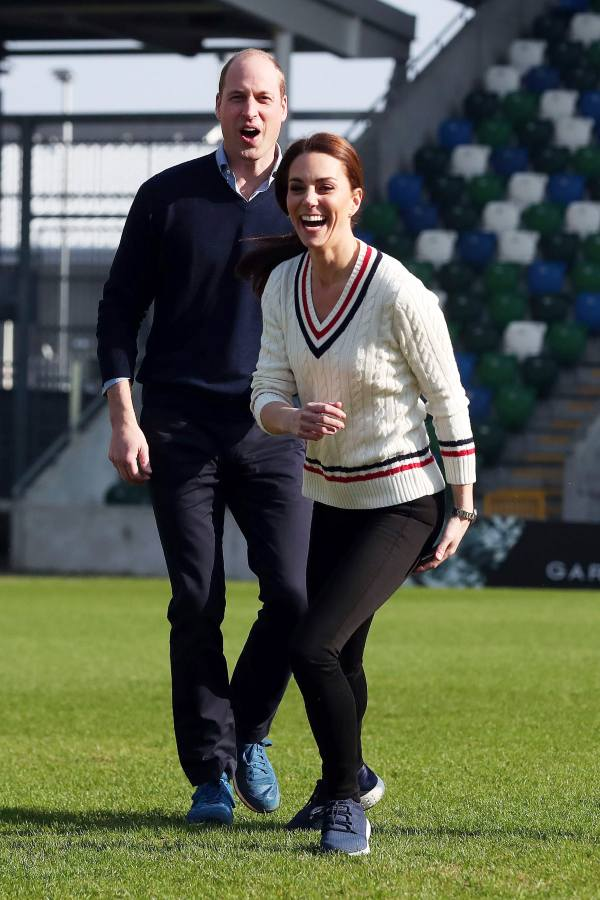 William and Kate Belfast