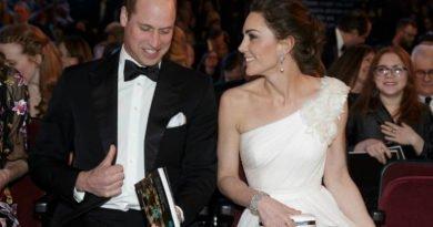 and Duchess attended this year's star-studded BAFTA awards