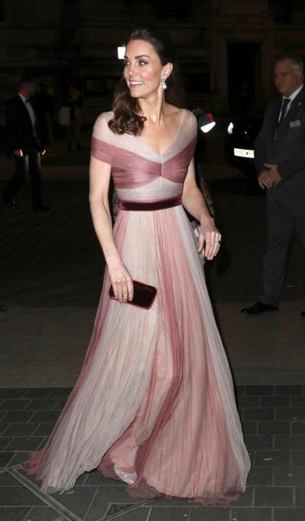 Kate Middleton V&A Museum