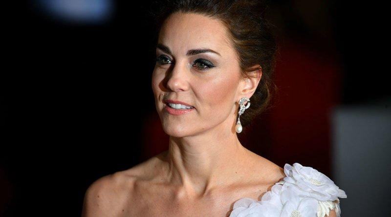 Kate Middleton at bafta 2019