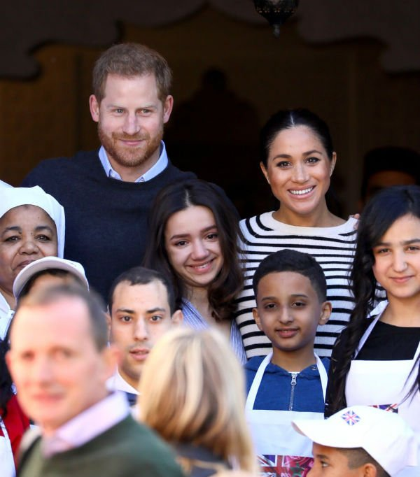 meghan markle and prince harry in morocco 1
