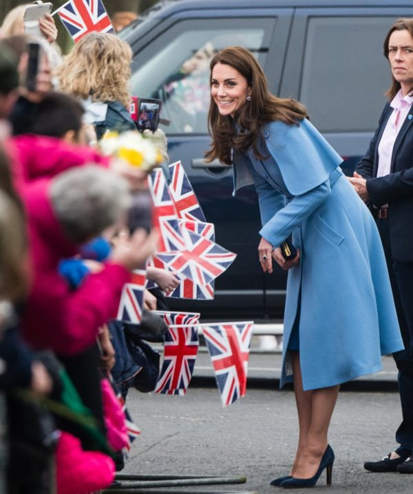 William and Kate fourth baby