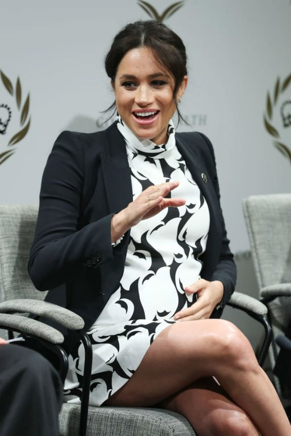 Meghan Markle Was in Her Element Joining Female Activists