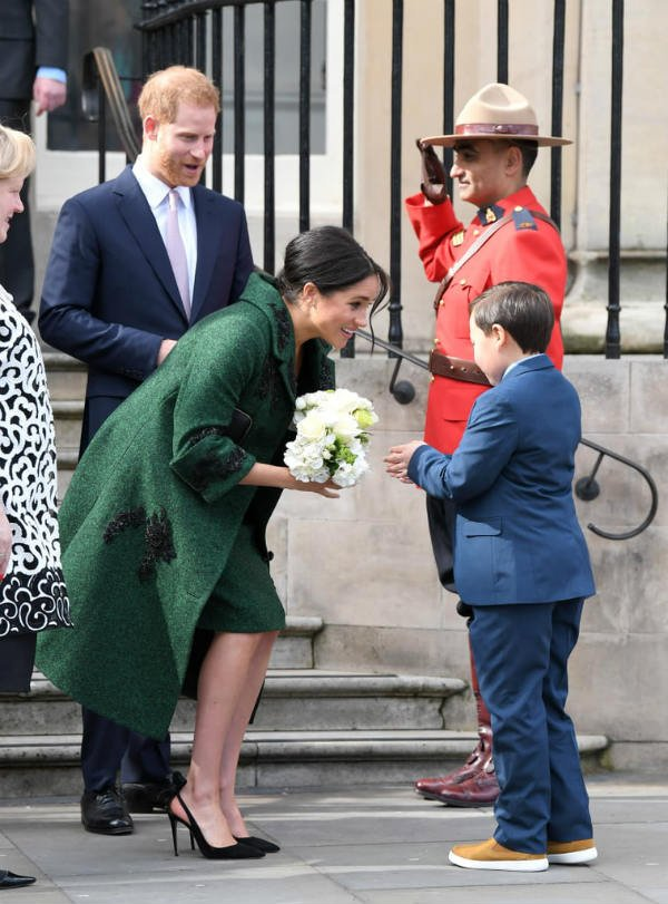 Prince Harry and Meghan Markle's Commonwealth Day celebrations
