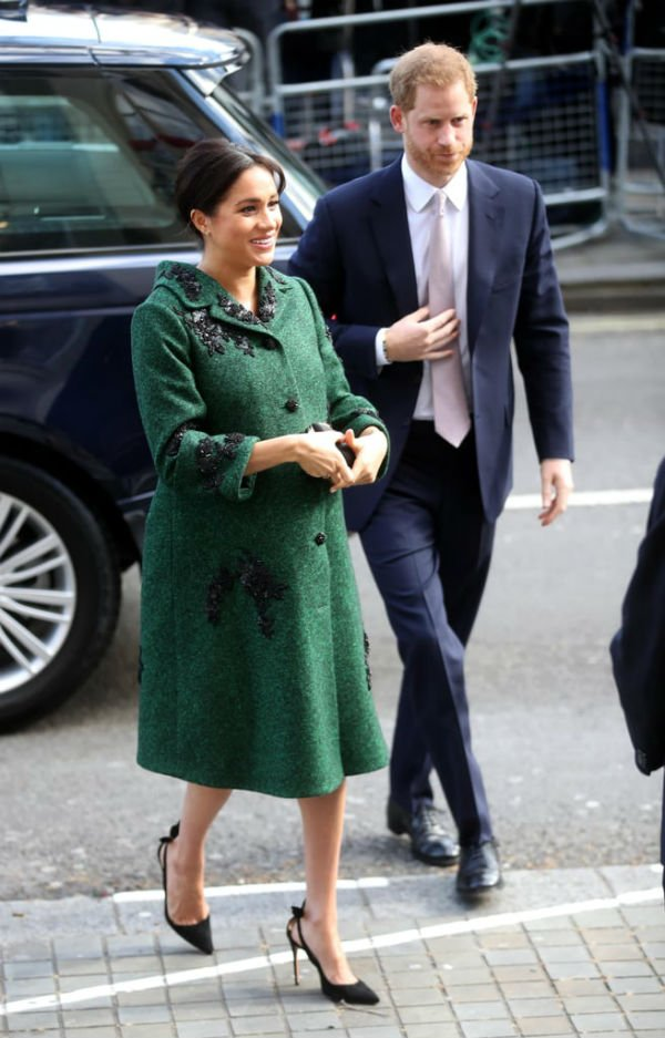 Prince Harry and Meghan Markle's Commonwealth Day celebrations in London