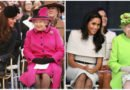 Why Both Meghan And Kate Wore Muted Colors For Their Outings With The Queen?