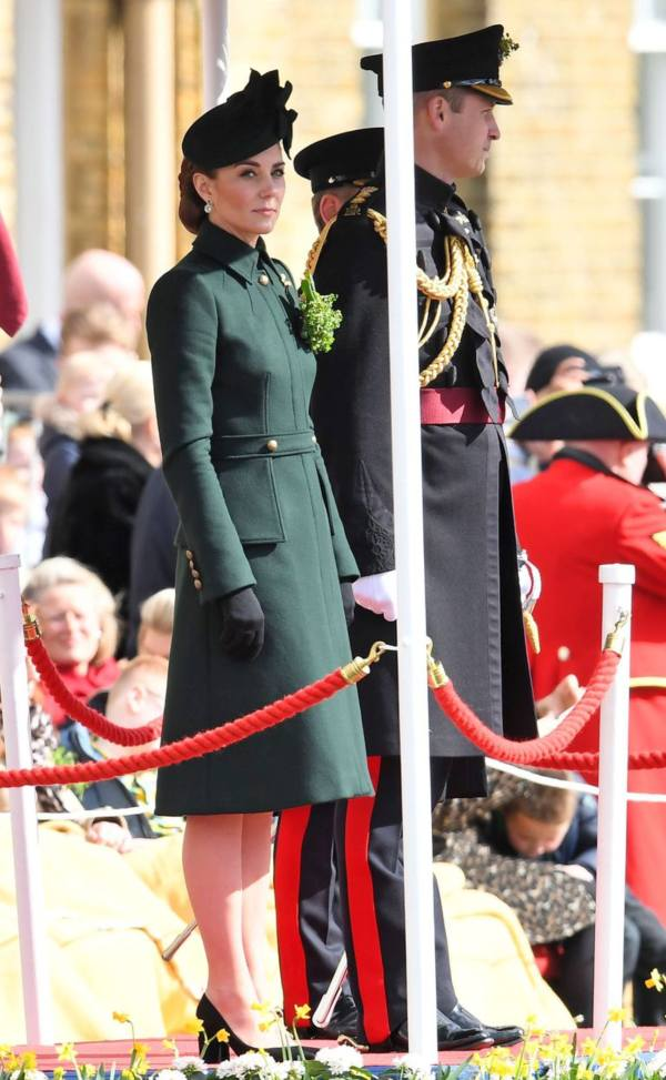 William and Kate St. Patrick's day (1)