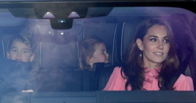 Kate George and Charlotte