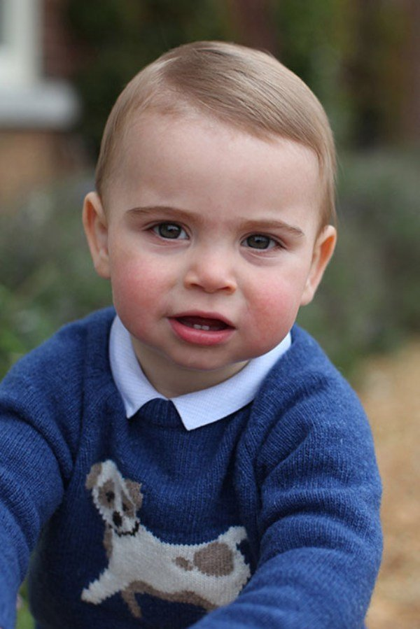 Happy Birthday Prince Louis! The Palace Released New Photos To Mark Louis First Birthday!