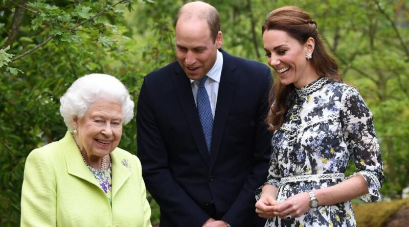 Why April Is Special Month For William, Kate And The Queen