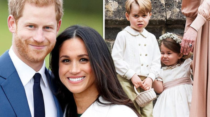 Why The Sussex Baby's Life Will Be Different Compared To George And Charlotte