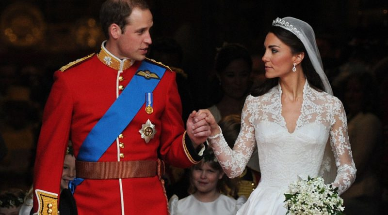 Why William And Kate Almost Didn't Take Their Most Iconic Wedding Photograph