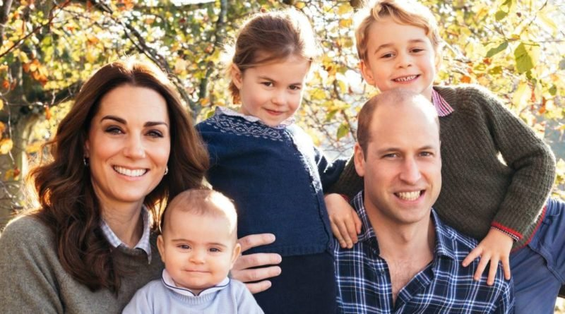 george-charlotte-louis-william-kate