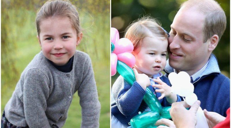 Dad William Just Revealed Charlotte's Exciting Birthday Party Plans
