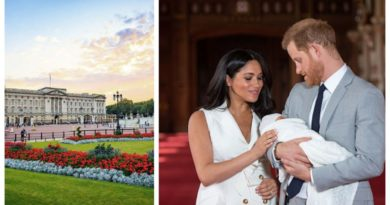 Harry And Meghan Get A Second Home In Buckingham Palace