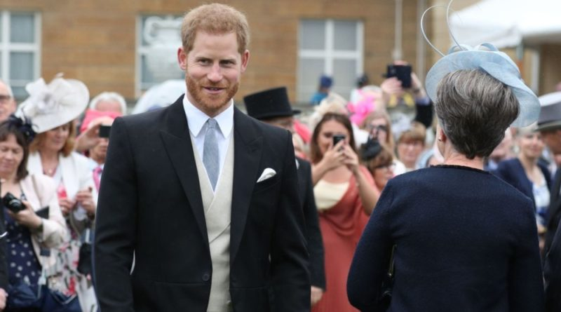 Harry Hit Back At Journalist For Asking Personal Royal Birth Question