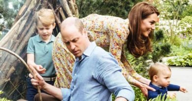 Kate's Secret Return To Chelsea Flower Show With Her Children Revealed
