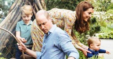 Kate's Secret Return To Chelsea Flower Show With Her Children Revealed
