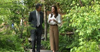 Kate Middleton Garden