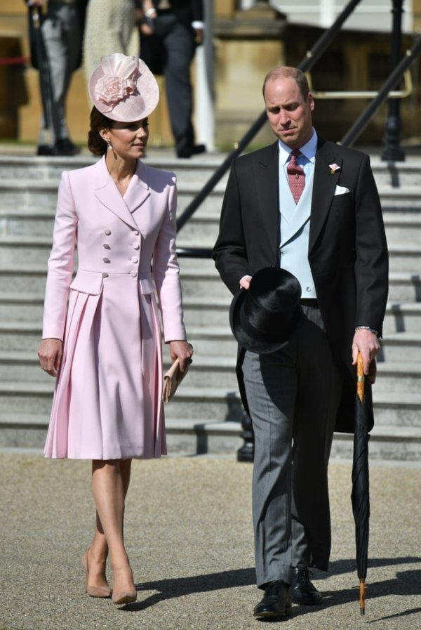 Kate-Middleton-and-Prince-William-Palace-Garden-Party