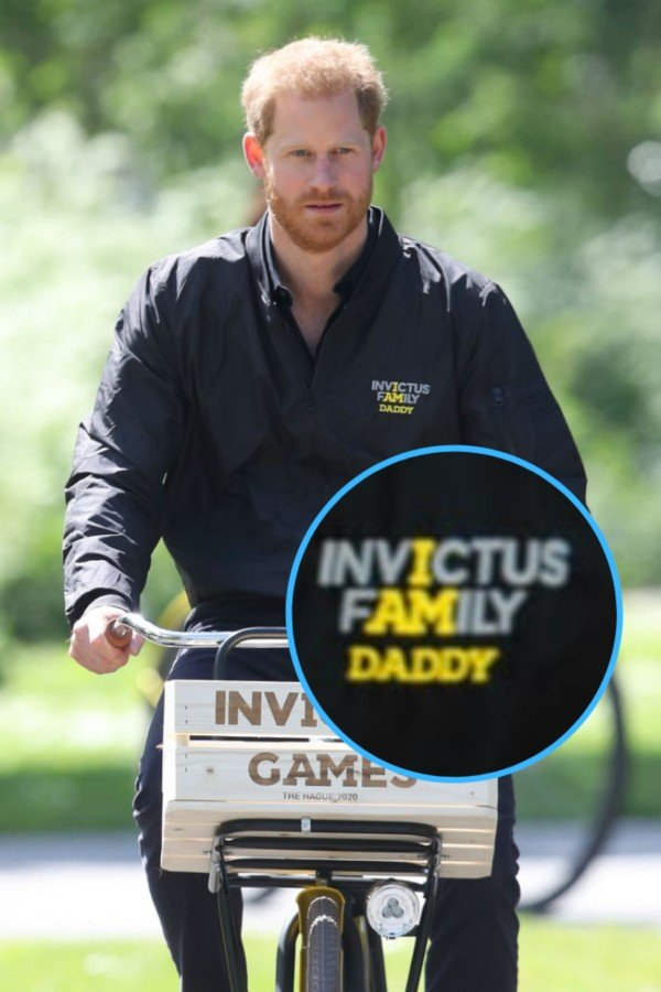 Prince Harry the new father 12