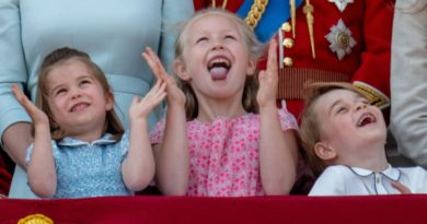 The Special Treatment George And Charlotte Will Get At Trooping The Colour