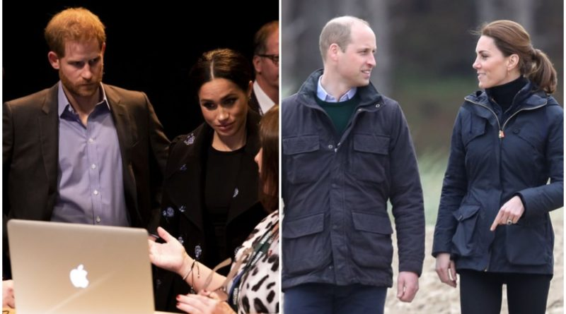 William, Kate, Harry And Meghan Announce New Project Together