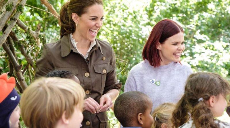 Kate Middleton on Blue Peter
