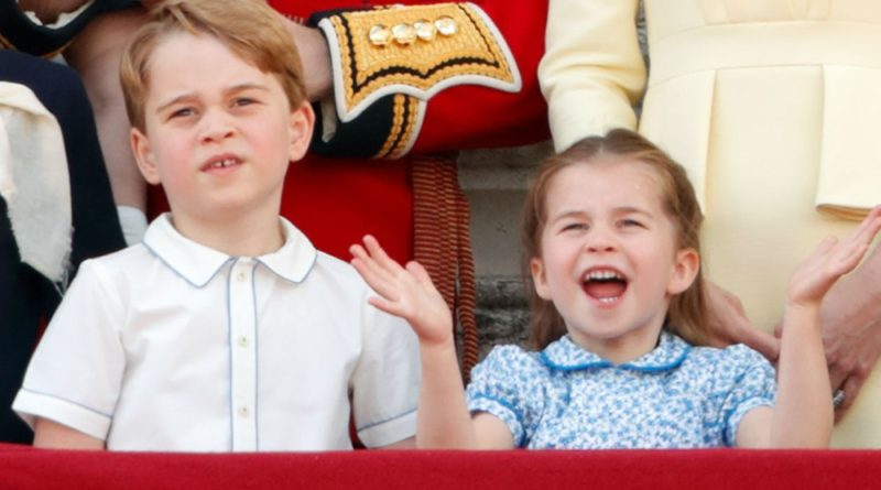 Kate Revealed George And Charlotte's Latest Hobby