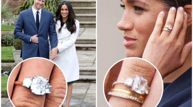 Meghan Has Made A Big Change To Her Engagement Ring And We Almost Missed It