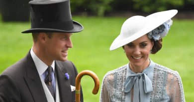 Prince William and Kate Middletom