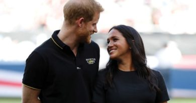 The Sweet Story Behind Meghan's Eternity Ring