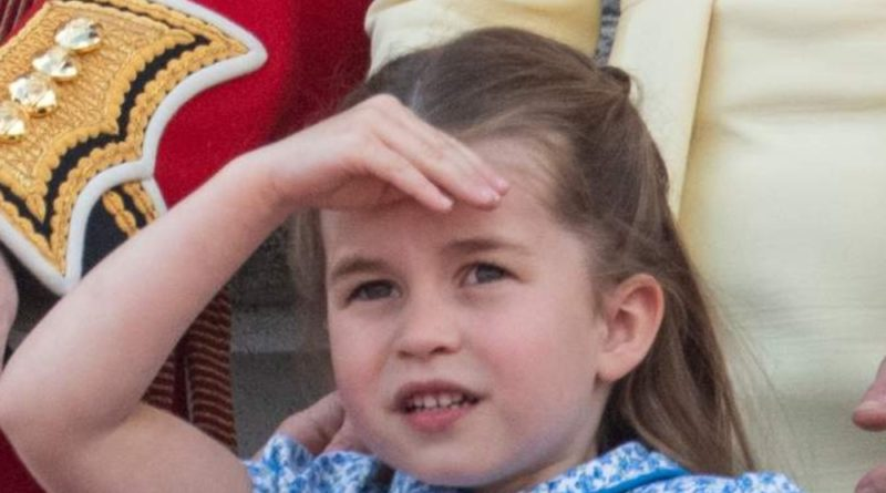 There's One This You May've Missed About Charlotte At Trooping The Colour