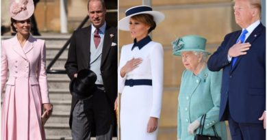 Why Didn't Kate And William Greet Trump At Buckingham Palace When He Arrived?