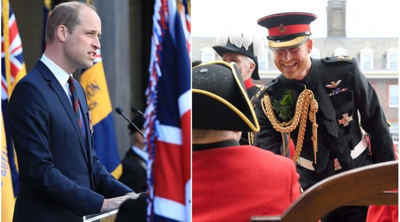 William And Harry Honor D-Day Veterans At 75th Anniversary Commemorations