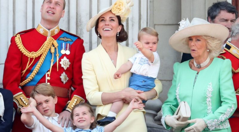 prince louis and camilla