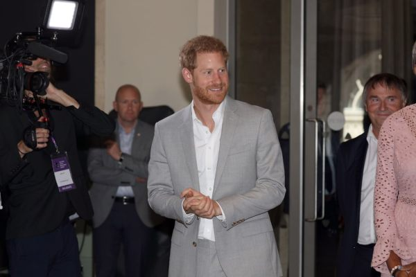 Harry Delivers Moving Speech About Son Archie And Late Mom Diana