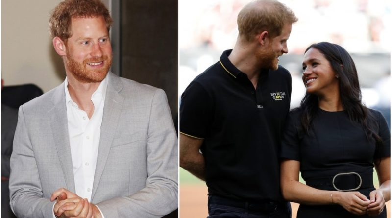Harry Received A Special Gift For Wife Meghan At Mentoring Summit