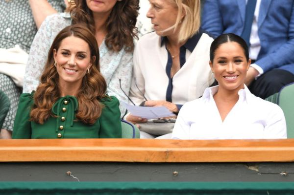 Kate And Meghan Are All Smiles During Joint Appearance